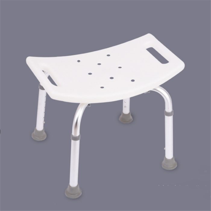 Elderly Bath Chair without Backrest