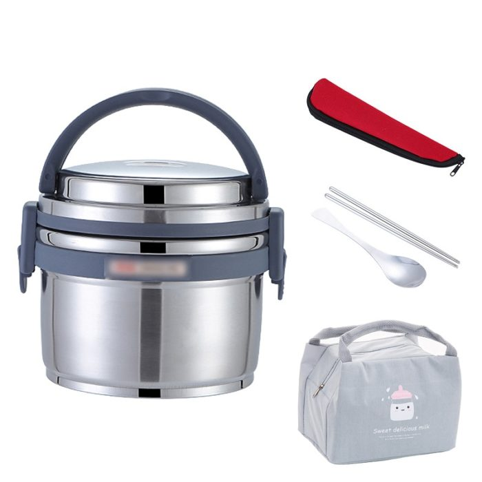 Tiffin Box Thermal Food Container