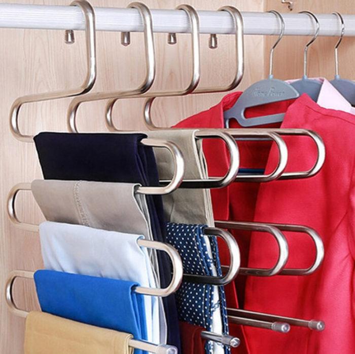Multiple Pants Hanger 2Styles