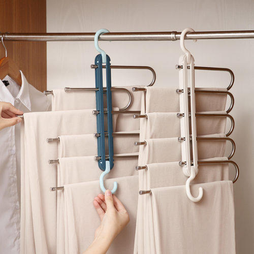 Multiple Pants Hanger 2Styles