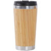 Bamboo Coffee Cup Reusable Travel Cup