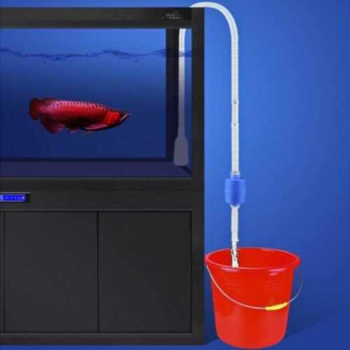 Aquarium Water Changer Manual Pump