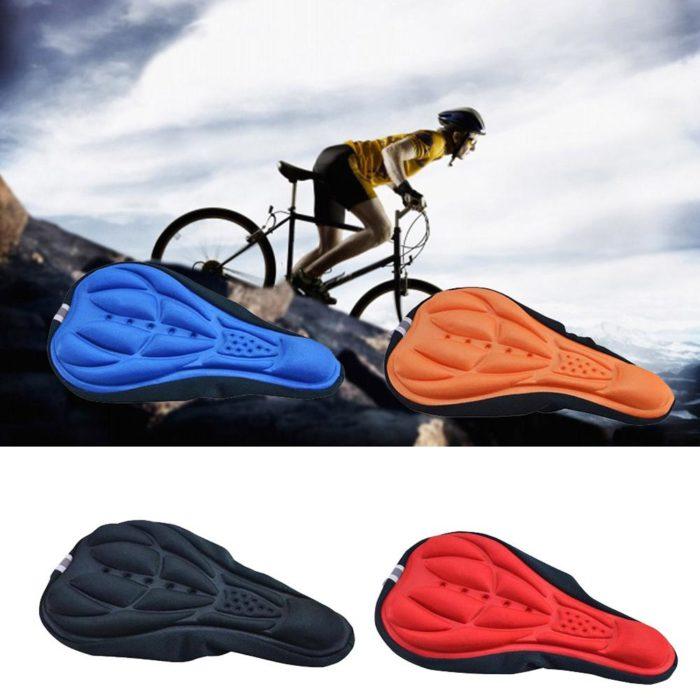 Padded Bike Seat Cover Cushion