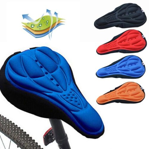 Padded Bike Seat Cover Cushion