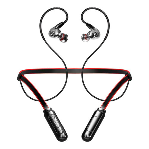 Collar Earphones Bluetooth Headset