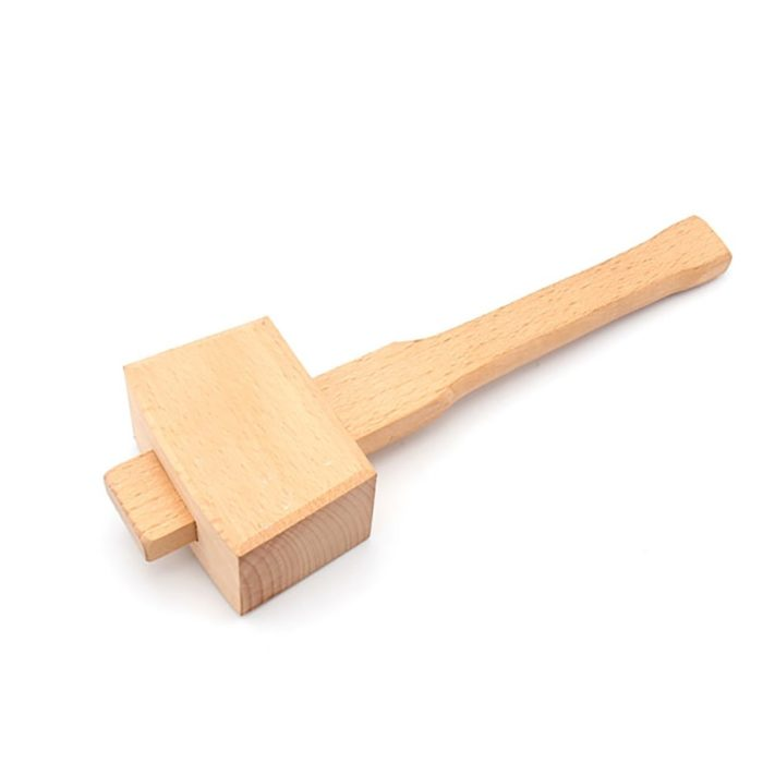Wooden Mallet Woodworking Tool