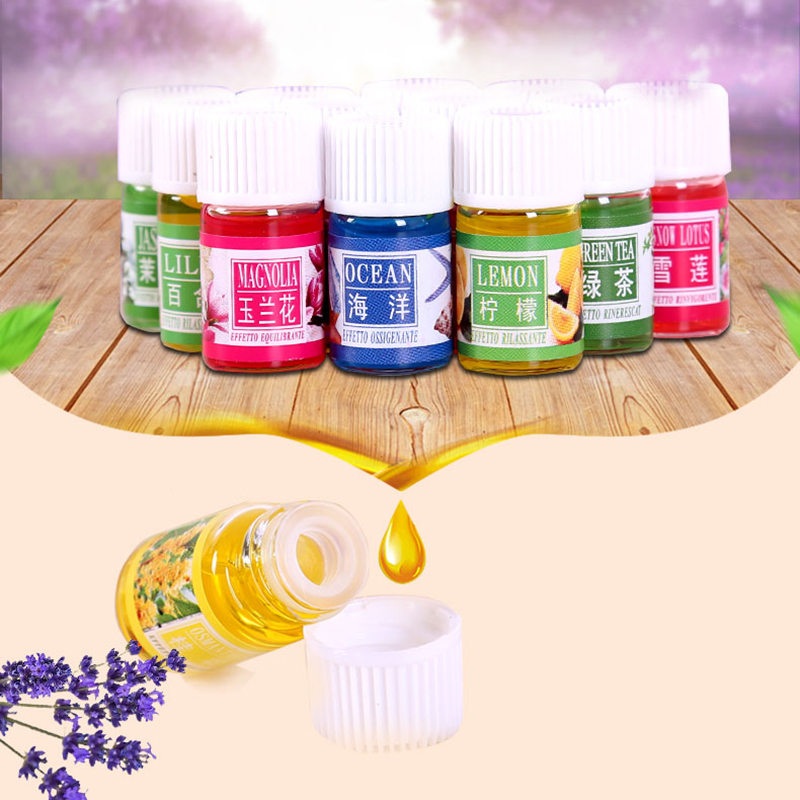Essential Oils for Humidifiers (12 Bottles)