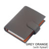 Litchi Grey Orange