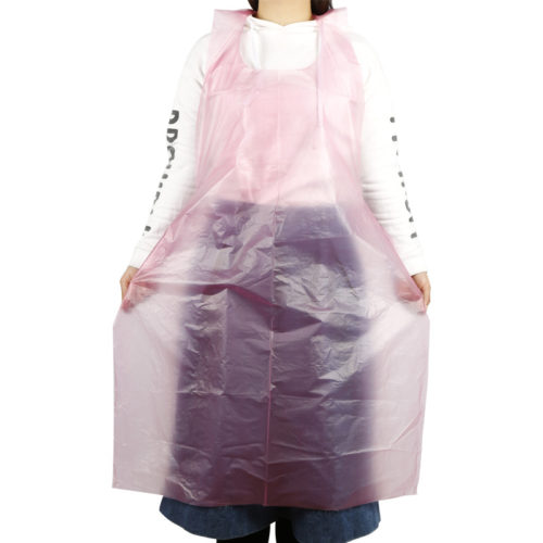 Disposable Aprons Clothes Cover Plastic