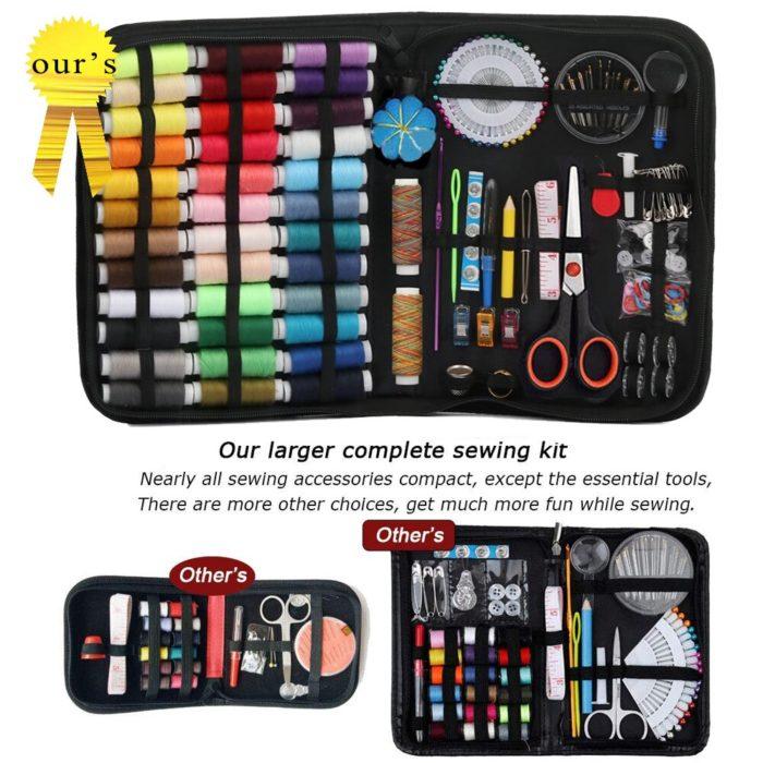 Travel Sewing Kit DIY Set (183pcs)