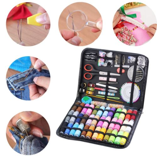 Travel Sewing Kit DIY Set (183pcs)