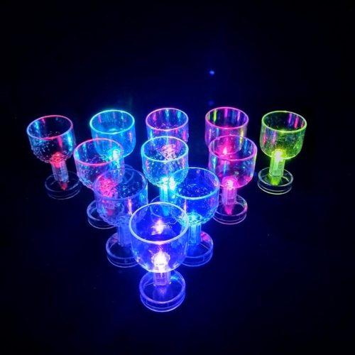 Glowing Cup 50ml LED Drinkware