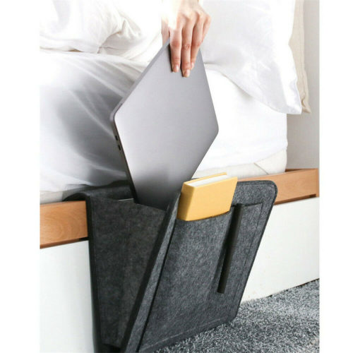 Remote Holder for Bed Felt Organizer