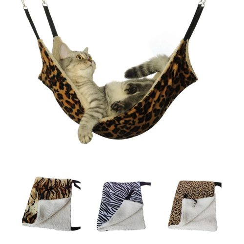 Cat Hammock Bed Hanging Pet Mat
