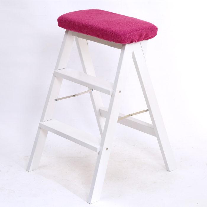 Ladder Stool Foldable Step Stool