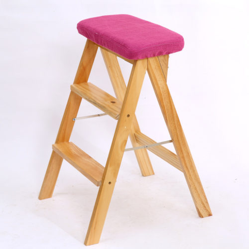 Ladder Stool Foldable Step Stool