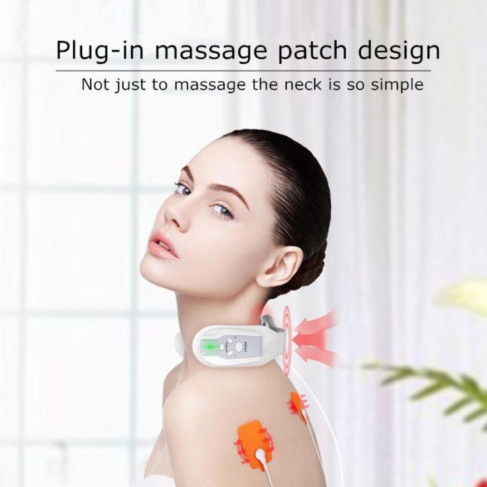 Neck Electric MassagerWireless Device