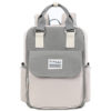T8561 GRAY BACKPACK