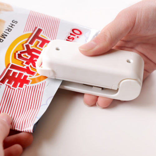 Chip Bag Sealer Mini Machine