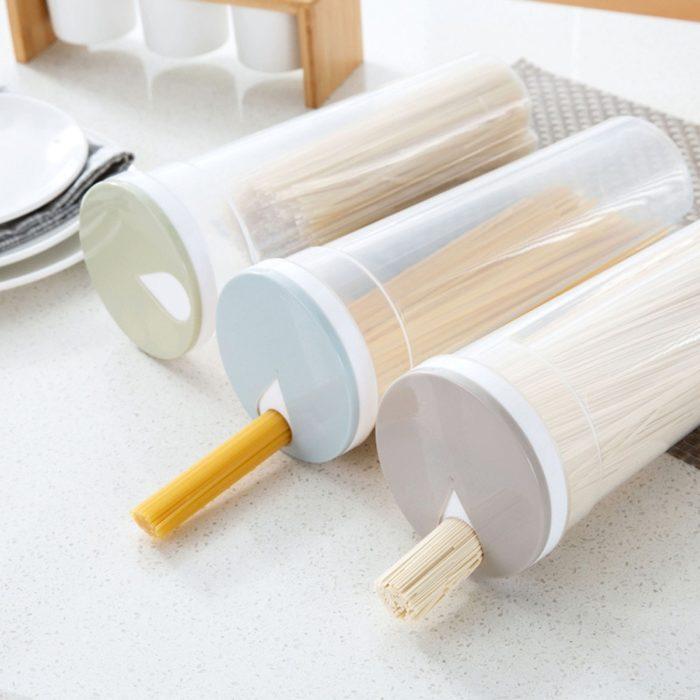 Spaghetti Container Pasta Holder