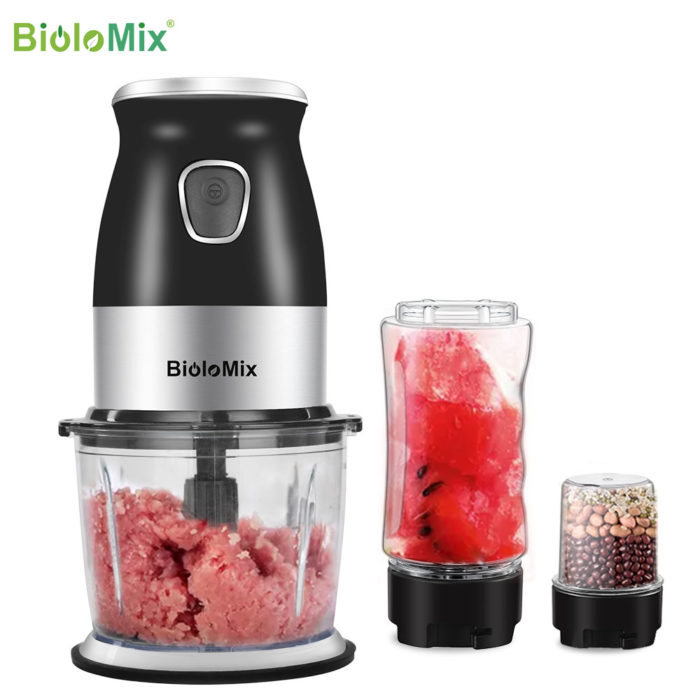 Electric Meat Mincer BPA Free Grinder