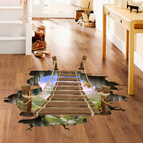 Floor Sticker Home 3D Decal