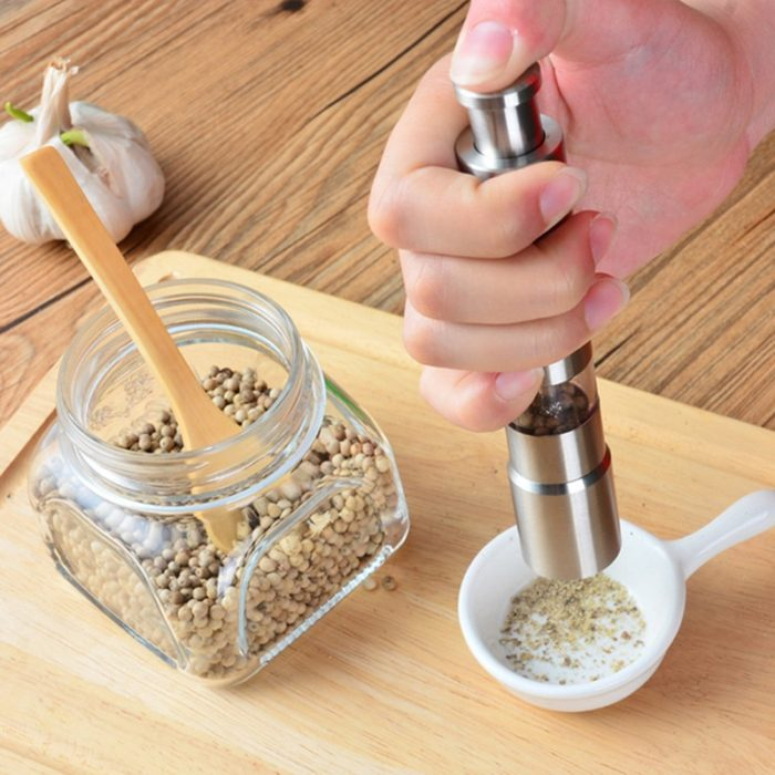 Pepper Mill Grinder Spice Holder