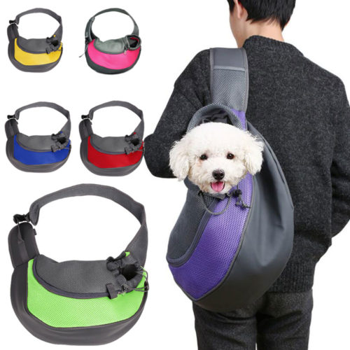 Puppy Sling Carrier Pet Bag