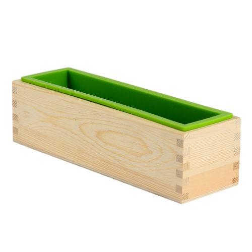 Wooden Soap Mold DIY Tool