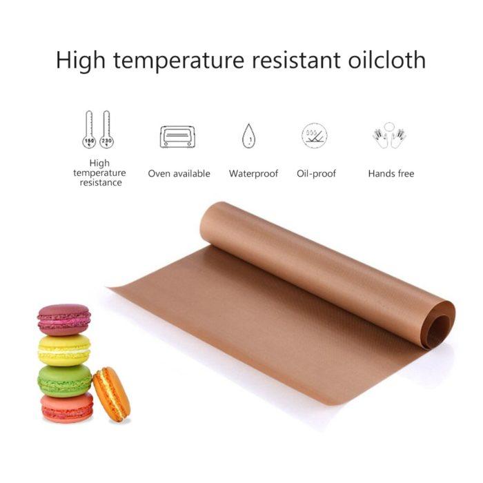 Reusable Parchment Paper Non-Stick Sheet