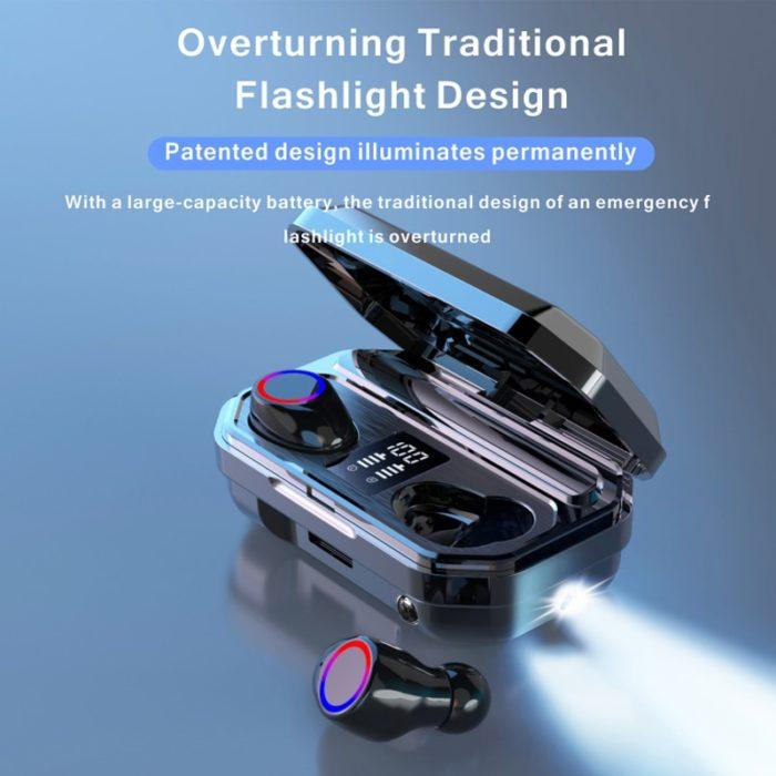 Waterproof Bluetooth Earbuds Wireless Device