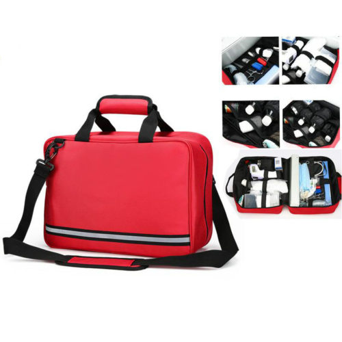 Large Empty Medical Kit Bag