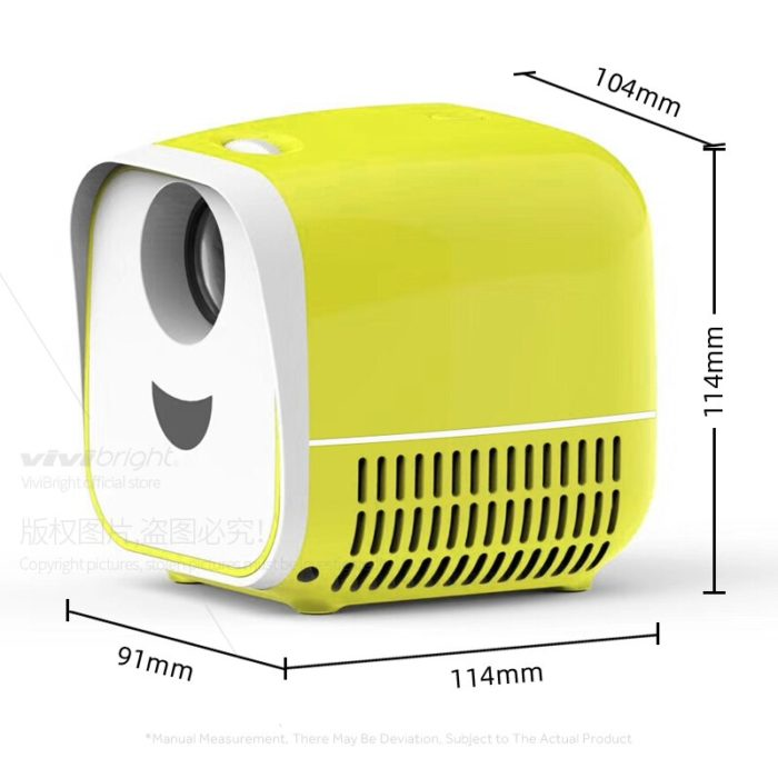 Mini Movie Projector Portable Player