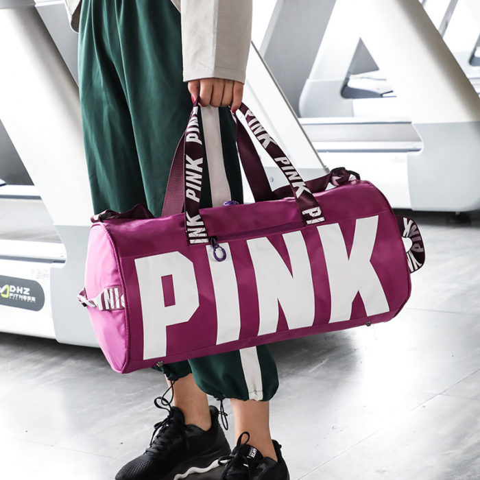 Womens Duffle Bag Sports Travel Bag