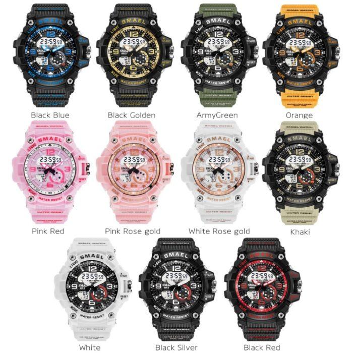 Ladies Watch Waterproof Wristwatch