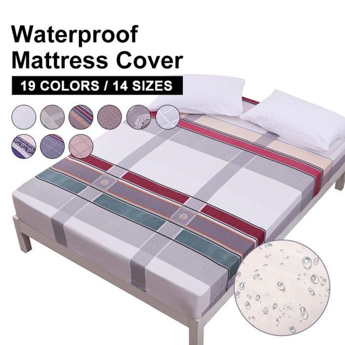 Waterproof Bedsheet Mattress Cover