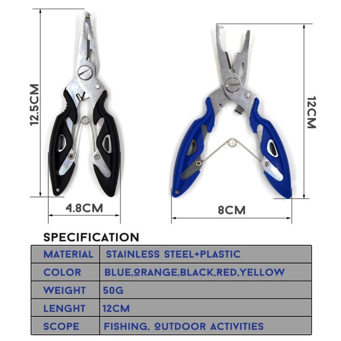 Pliers for Fishing Outdoor Tool