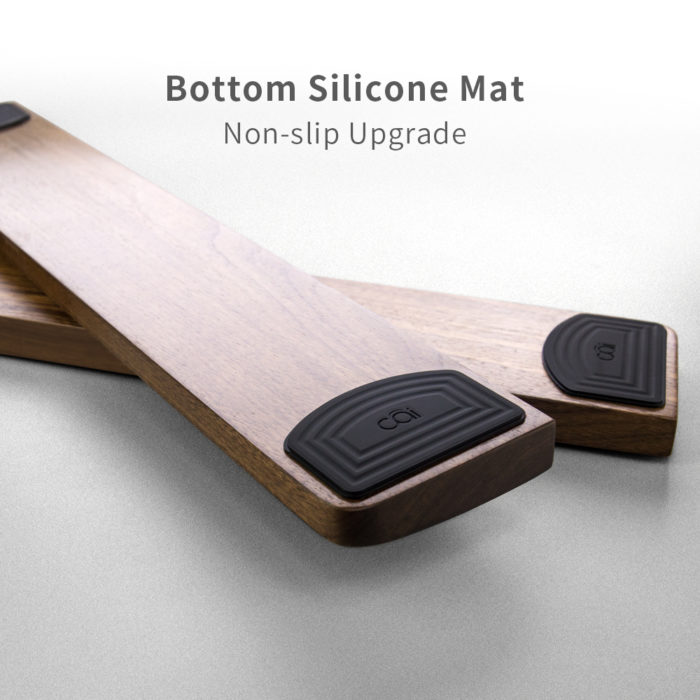 Keyboard Rest Wooden Wrist Support