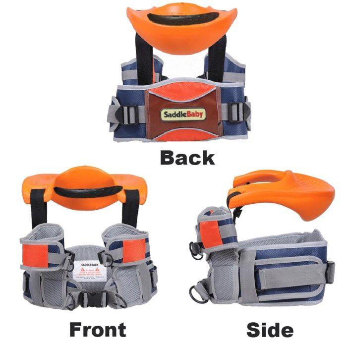 Baby Shoulder Carrier Saddle Seat
