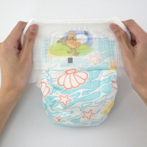 Waterproof Diaper Swimming Pants