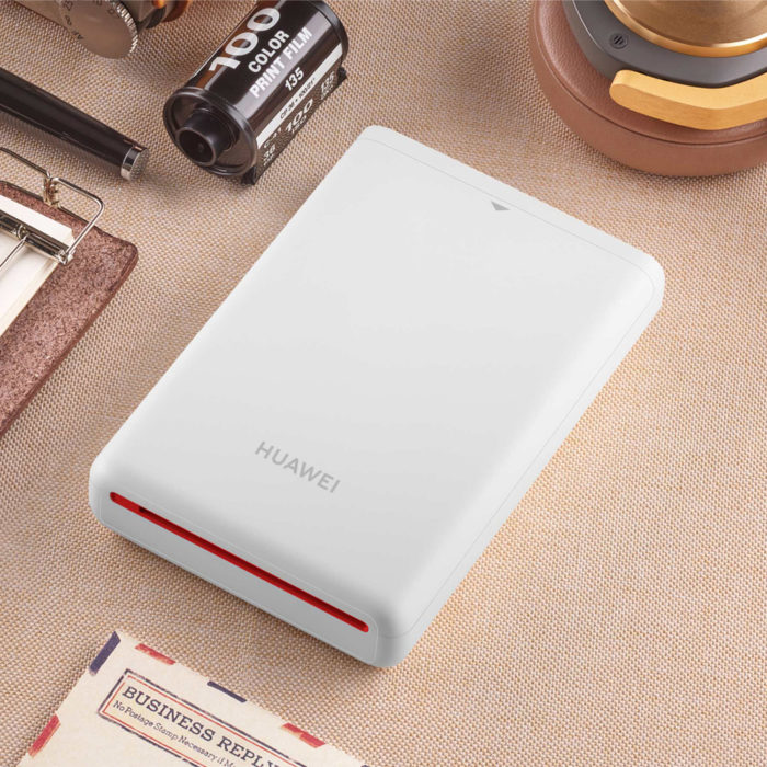 Portable Picture Printer Device
