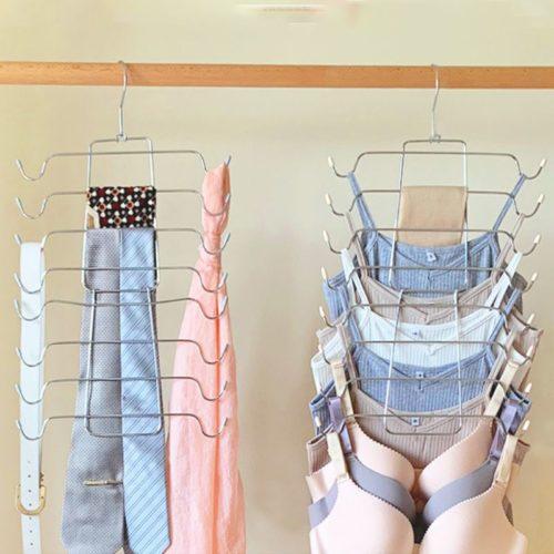 Hanger for Bras Foldable Stainless Rack
