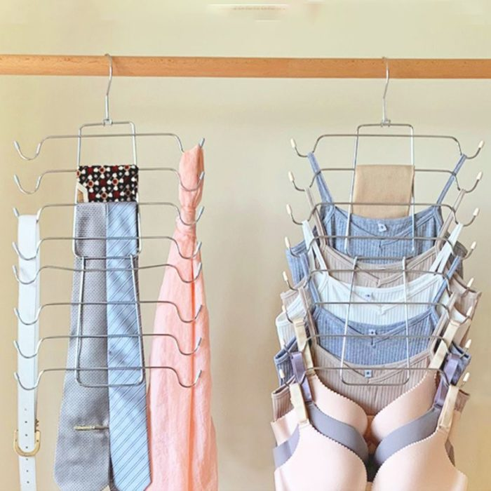 Hanger for Bras Foldable Stainless Rack