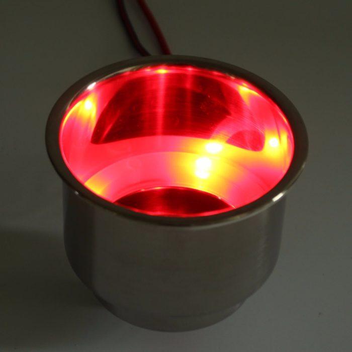 LED Cup Holder DIY Installation