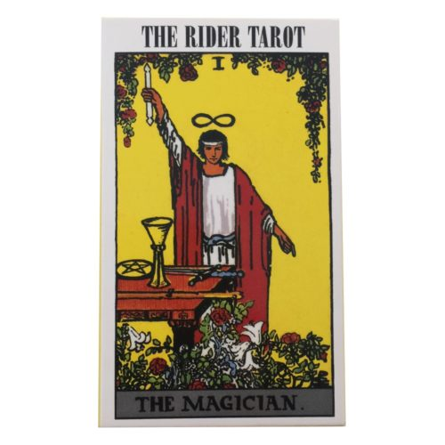 Tarot Card Deck Oracle Rider Playing Cards