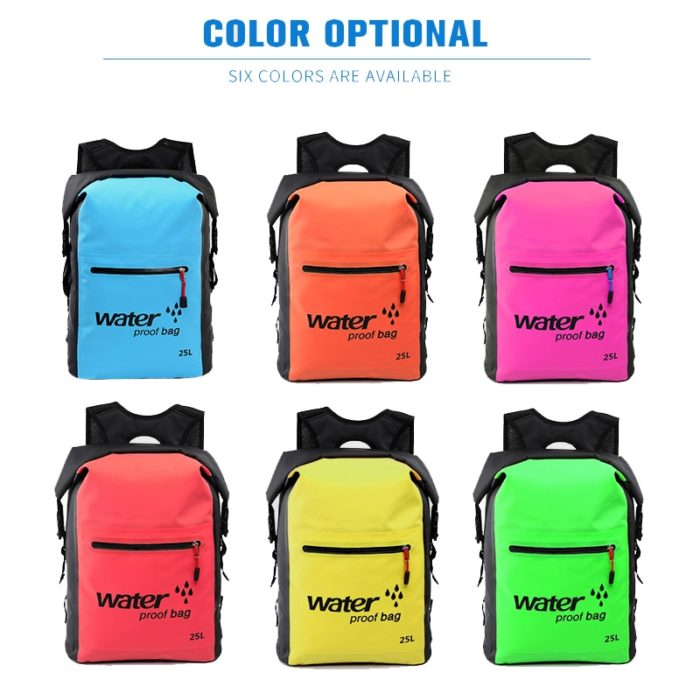 Waterproof Bag For Kayaking Portable Dry Sack