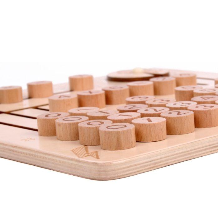 Wooden Educational Toy Mathematics Toy