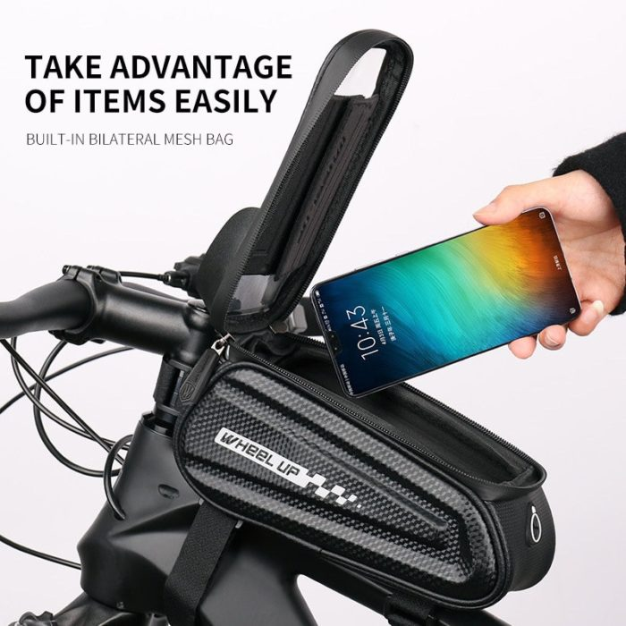 Bike Phone Bag Waterproof Case