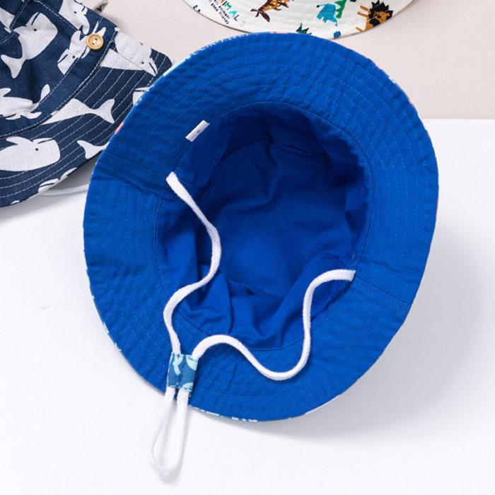 Bucket Hat For Kids Fashionable Sun Hat