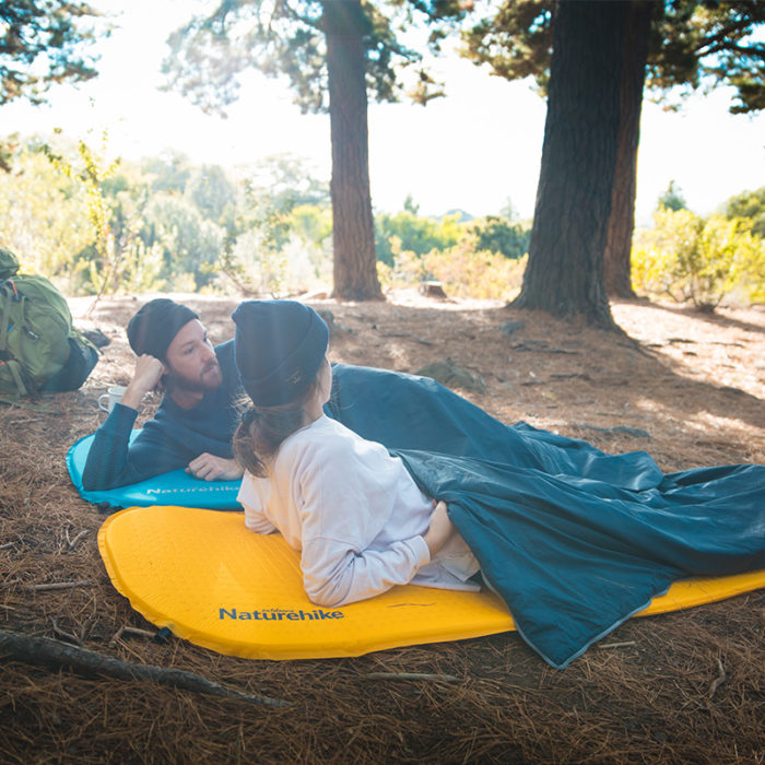 Self-Inflatable Mattress Camping Bed